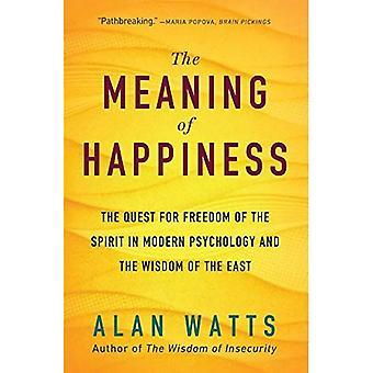 Innebörden av lycka
