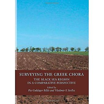 Surveying the Greek Chora: The Black Sea Region in a Comparative Perspective