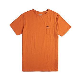 Eläinten nuori slub Lyhythihainen T-paita aprikoosi oranssi