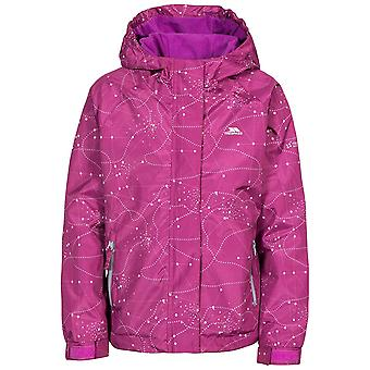 Trespass Childrens Girls Vilma Waterproof Jacket