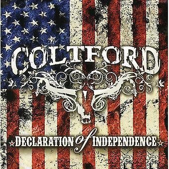 Colt Ford - Declaration of Independence [CD] USA import