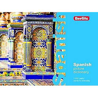Berlitz Picture Dictionary Spanish by Berlitz - 9781780044804 Book