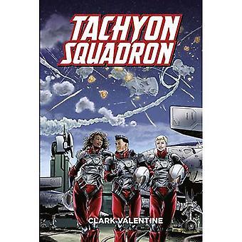 Tachyon Squadron Fate RPG suplemento libro