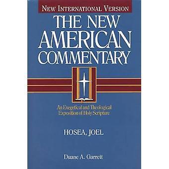 Nac Vol 19a Hosea Joel - Vol 19a by P. Ferris - D. Garrett - 978080540