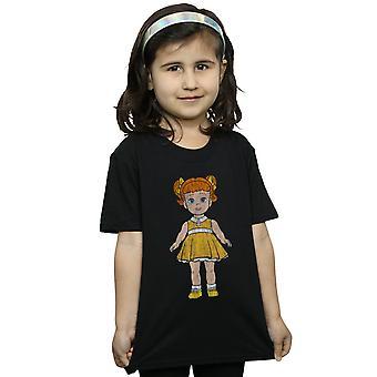 Disney Girls Toy Story 4 Gabby Gabby Pose Camiseta