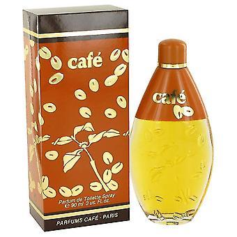 Café parfum de toilette spray by cofinluxe 418327 90 ml