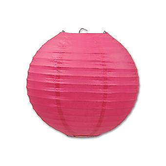 Paper Lanterns (Pack Of 3) - Cerise