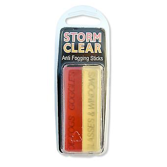 Stormclear Anti-Fog Sticks 2-Pack