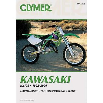 Kawasaki KX125 1992-00 (Clymer Motorcycle Repair)