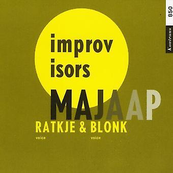 Maja Ratkje - importazione USA Majaap [CD]
