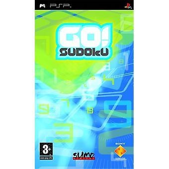 Mennä! Sudoku (PSP) - Uutena