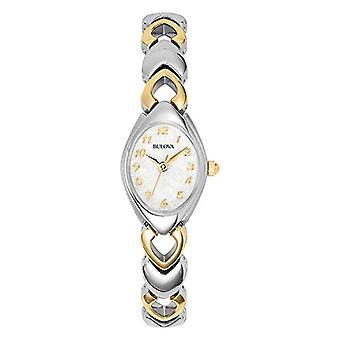 Bulova Uhr Frau Ref. 98V02