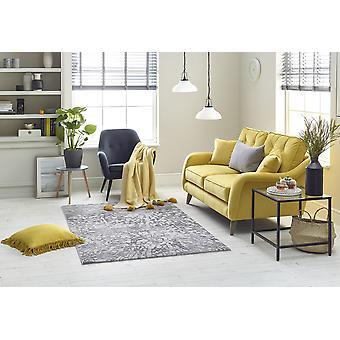 Hochhaus 6321A/DK. GRAU/LT. GREY Rechteck Teppiche moderne Teppiche