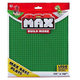Max Build More - Max Base Plate Green