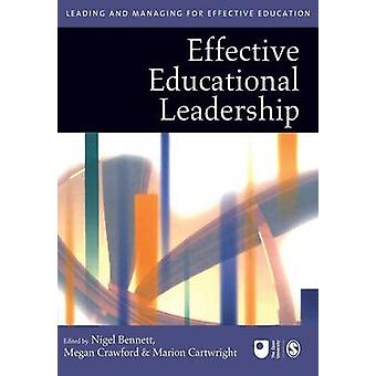 Effective Educational Leadership by Cartwright & Marion