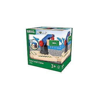 Brio 33866 Low Level Crane.