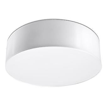 Sollux ARENA 2 Light Flush Round Ceiling Light White SL.0123