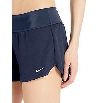 Nike Swim Women's Solid Element Swim Boardshort,, Midnight Navy, Size Medium
