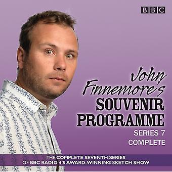 John Finnemores Souvenir Programme Series 7 by John Finnemore