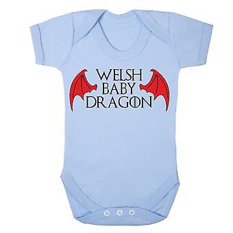 Walisische Baby Drachen Babygrow