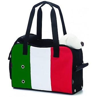 Prefer Pets Unity Tote Travel Carrier For Dogs & Cats (Italy Theme)