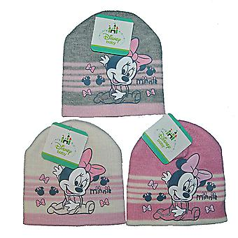 Minnie Baby Beanie Weiß 50