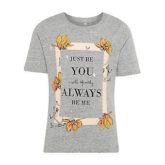 Name-It 'T Shirt Jobila Grey Melange