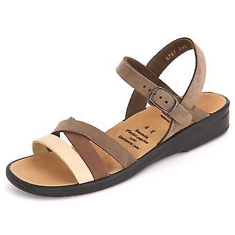 Ganter Sonnica 20 28125621 Fango Caffee Sportnubuk 2028125621 universal summer women shoes