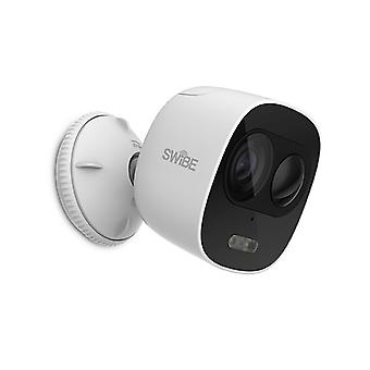Swibe Detect Camera and Burglar alarm