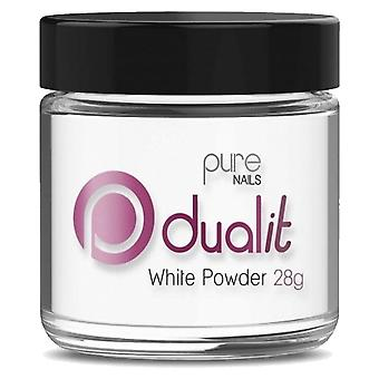 Halo Gel Nails LED/UV Gel Polish Dual It - White Powder 28g (N25477)