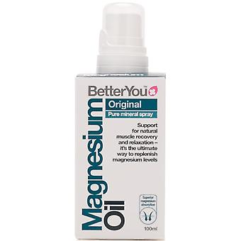 BetterYou Magnesiumöl Original Spray 100 ml