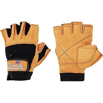 Schiek Sports Modelo 415 Power Series Guantes de levantamiento de pesas