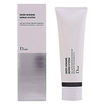 Dior Dior Homme Micropurifying Gel Cleaner 125 ml