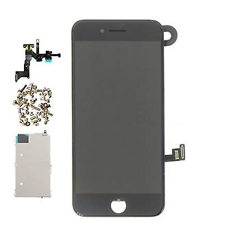 Stuff Certified® iPhone 8 Pre-assembled Screen (Touchscreen + LCD + Parts) AA + Quality - Black
