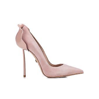 Le Silla 3101m090l3ppvel507 Escarpins en cuir rose