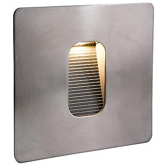 Firstlight Core Modern Stainless Steel Led Wall And Step Light