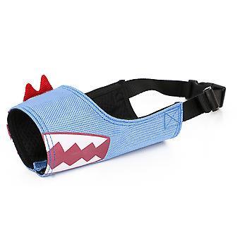 Ferribiella Happy Muzzle Blue (Koirat , Kaulukset, Liidit ja valjaat , Kuono)