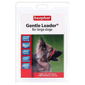 Beaphar Gentle Leader - suuri punainen