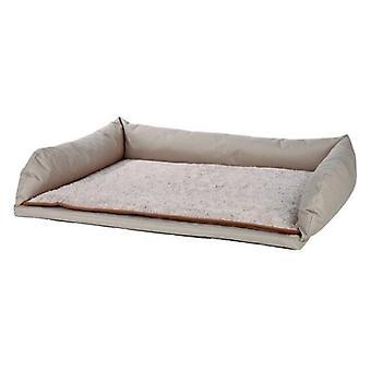 Trixie Bed aan auto, 95x75cm, Beige (honden, beddengoed, bedden)