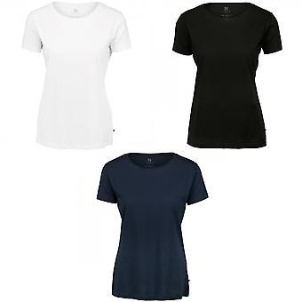Nimbus Womens/Ladies Bedford Relaxed Attitude Short Sleeve T-Shirt