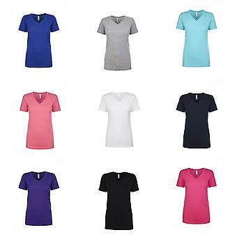 Next Level Womens/Ladies Ideal V-Neck T-Shirt