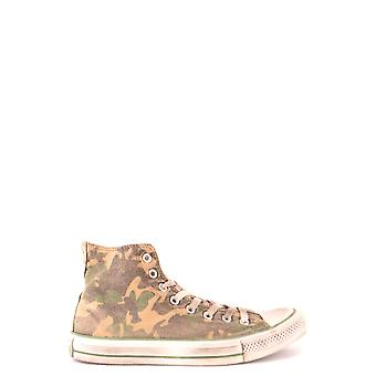 Converse Ezbc119044 Men's Camouflage Fabric Hi Top Sneakers