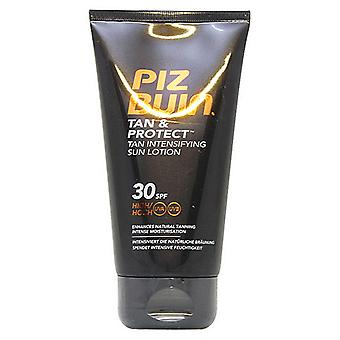 Balsam do opalania Tan & Protect Piz Buin Spf 30 (150 ml)
