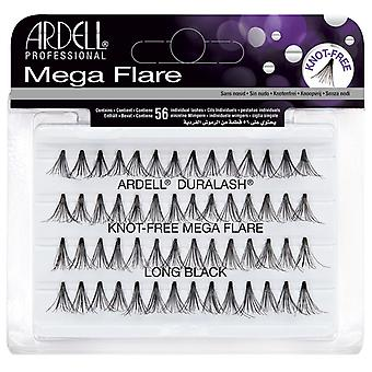 Ardell Mega Flare Individuales Long Black