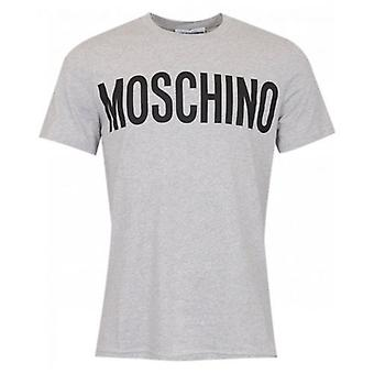 Moschino Couture Large Moschino Logo T-Shirt