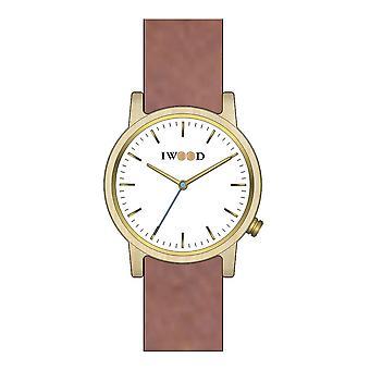 Iwood Real Wood Men's Watch IW18444002