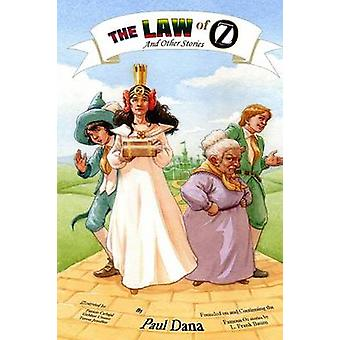 The Law of Oz trade paperback by Dana & Paul