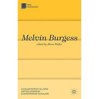 Melvin Burgess by Waller & Alison