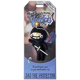 Watchover Voodoo Dolls Dad The Protector Voodoo Keyring