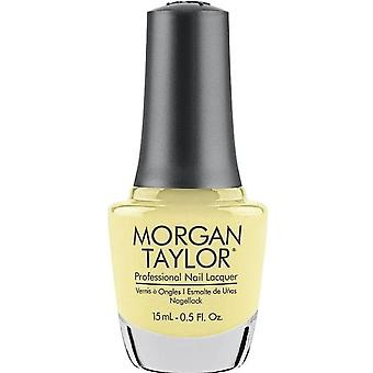 Morgan Taylor Let Down Your Hair Luxury Smooth Long Lasting Nail Polish Lacquer